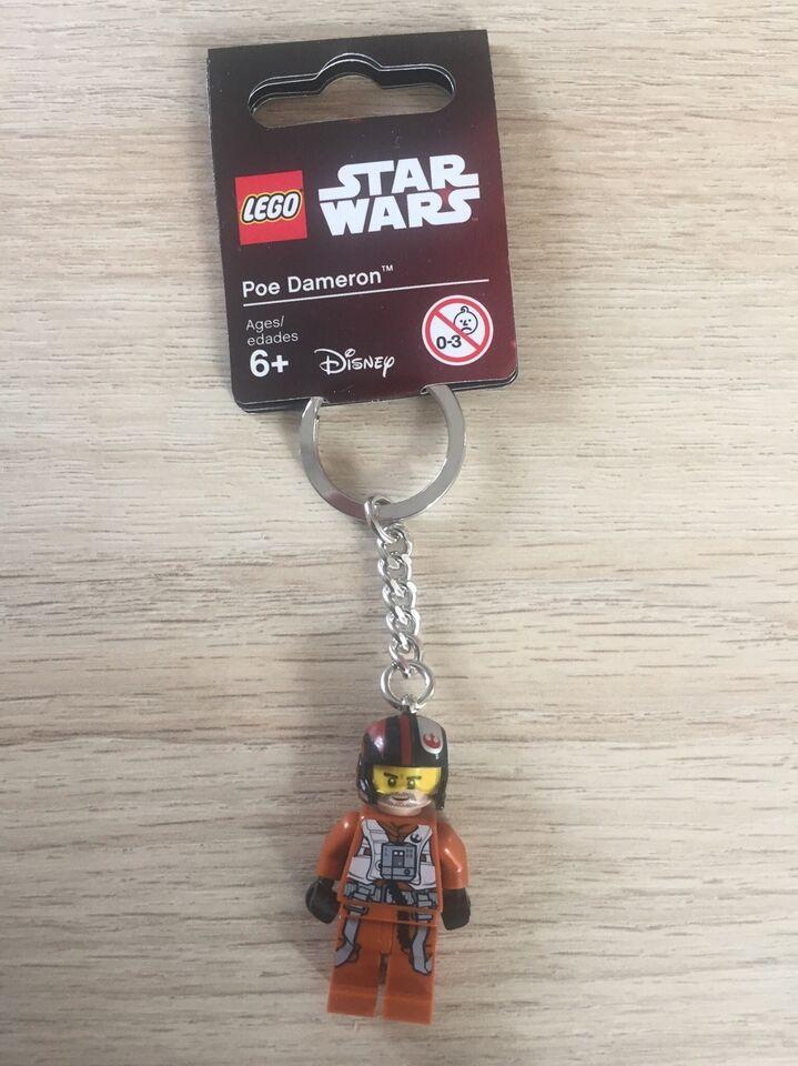 Lego Star Wars, Ny Nøglering Poe Dameron