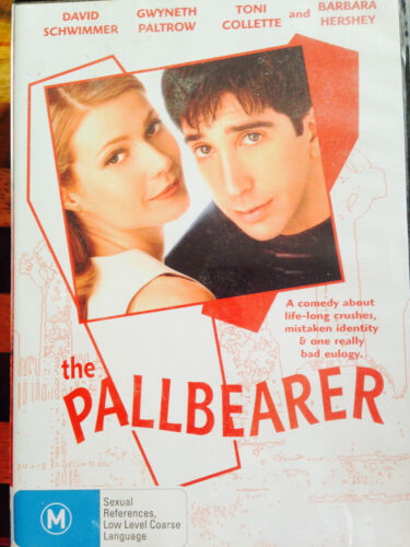 1 of 1 - The Pallbearer (DVD, 2005)* USED DVD * (E )