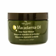 Hair Chemist Macadamia Oil Deep Repair Masque 8oz