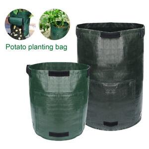 Garden Tools Plantpot Gallon Potato Grow Waterproof Plant Bag Vegetables Garden