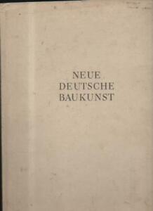n8526-Speer-neue-deutsche-Baukunst-Herausgegeben-vom-Generalbauinspekto