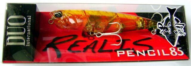 DUO Realis Pencil 85 Topwater Stickbait 85mm 9,7g auftreibend Neo Pearl