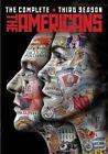 The Americans Season 3 Region 1 DVD