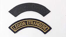 Patch / écusson de bras pour mission OPEX Banane  Légion Étrangère