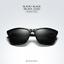 Men Women Polarized Square Sunglasses Aluminium Temple Outdoor Driving Glasses