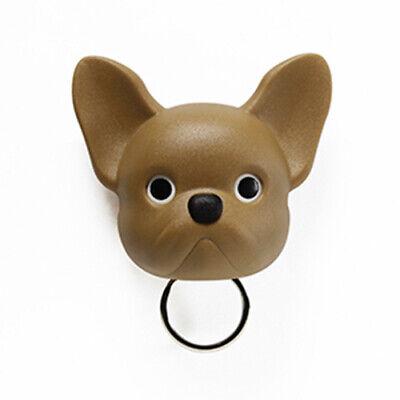 QUALY Schlüsselhalter Frenchy weiss NEU//OVP French Dog Bully Bulldogge Hund