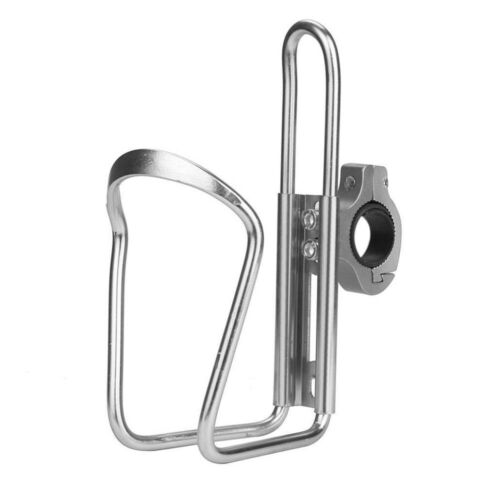 Aluminum Alloy Bike Bottle Cage For Bike Handle With Diameter Of 12.5*6.5*3cm