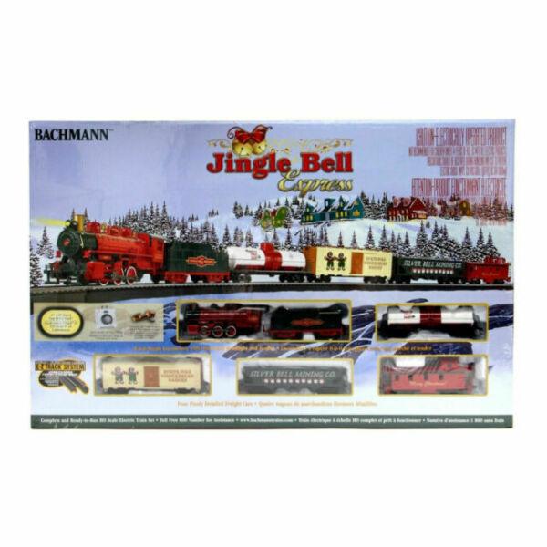Bachmann Trains HO Jingle Bell Christmas Express for sale online   eBay