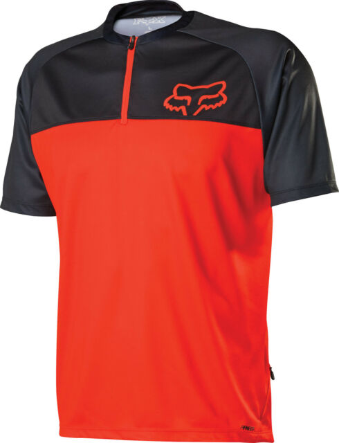 Buy Fox 2015 16 Men s Ranger Short Sleeve Bike Jersey - 12258 2x Flo ... 9698663a5
