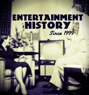 Entertainment History
