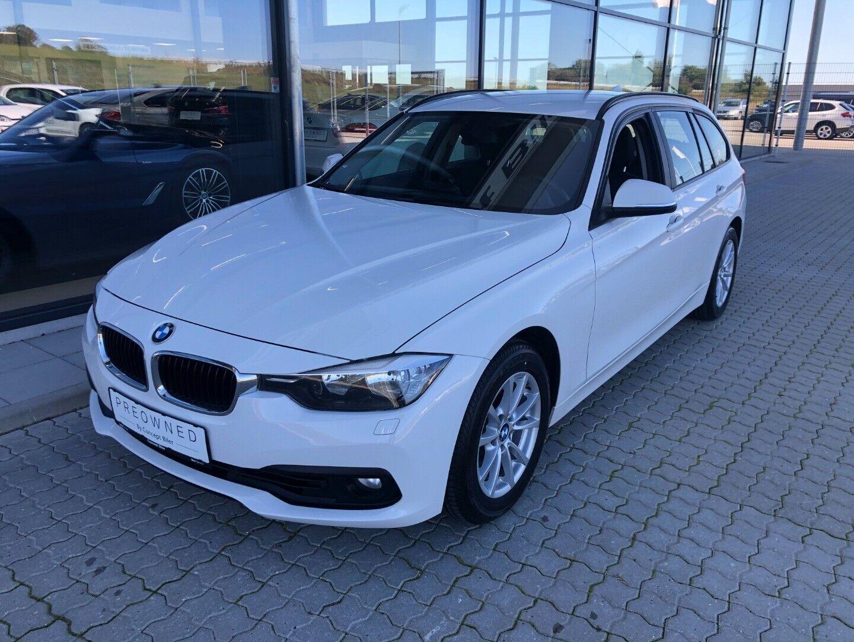BMW 320i 2,0 Touring aut. 5d - 279.995 kr.