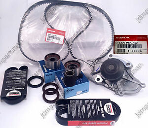 Acura MDX Premium Timing Belt Water Pump Kit EBay - Acura mdx timing belt