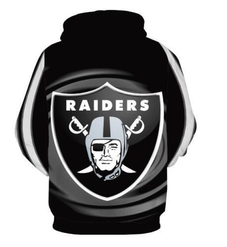 Woman Hat hoodie Raiders printed Pullover Pocket hoodie M-6XL hoodie