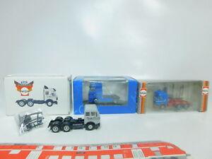 BO921-0-5-3x-Herpa-H0-1-87-Zugmaschine-MB-Mercedes-811284-195447-TOP-OVP