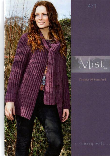 Twilleys Of Stamford Mist Dk Knitting Pattern Book 471 12 Patterns