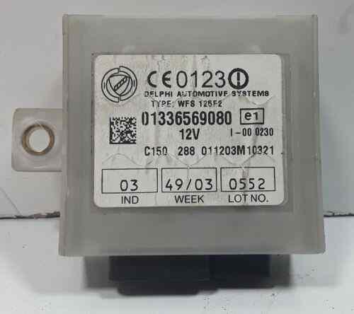 01336569080 MODULO ELECTRONICO FIAT DUCATO CAJA ABIERTA (DESDE 03.02)