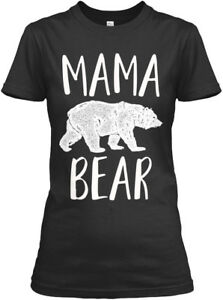 Fashionable-Mama-Bear-Gildan-Women-039-s-Tee-T-Shirt-Gildan-Women-039-s-Tee-T-Shirt