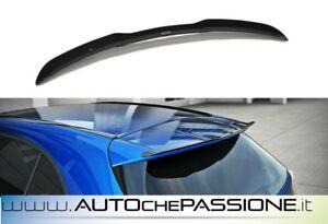 Prolungamento-spoiler-alettone-Mercedes-W176-Classe-A-2012-gt-nero-lucido