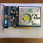 NEW nVIDIA GeForce FX 5500 FX5500 256 MB PCI 3D Video Card Graphics 2048x1536