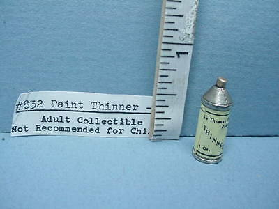 Miniature Paint Brush Handcrafted #828 Sir Thomas Thumb 1//12th