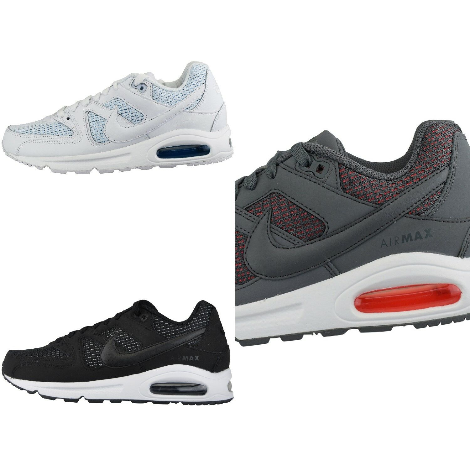 Air Max Command Ladies Shoe Trainers Leather New shoes for men and women, limited time discount