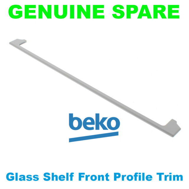 Beko CF5533APS Glass Shelf Front Trim 455mm