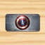 Captain America Shield Avenger USA US Vehicle License Plate Front Auto Tag NEW