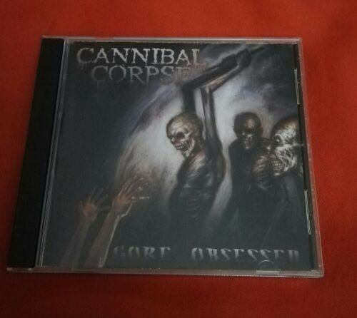 1 von 1 - CANNIBAL CORPSE - Gore Obsessed