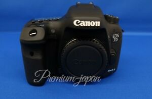 Details about Canon EOS 7D Mark II 20 2MP Digital SLR Camera (Body) Japan  Domestic Version New