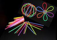 500 Knicklichter,1000 Teile,6 Farb-mix Oder Einfarbig