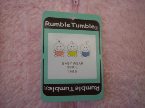 Infant Girls Rumble Tumble $26 Pink Poodle Hooded Pram Sack Size 0//9 Months