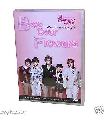 Boys Over Flowers Korean Drama (6DVDs) Excellent English & Quality - Box Set!