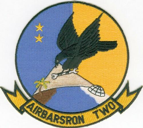 AIRBARSRON TWO BC Patch Cat No C5012