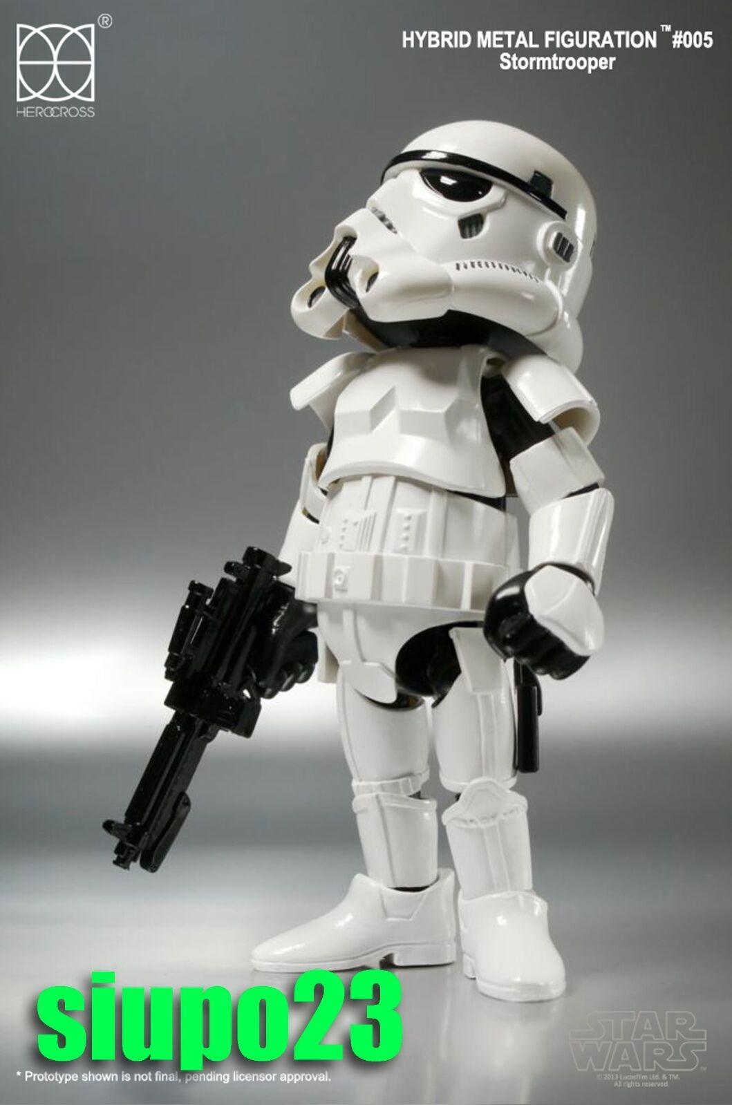 86hero Herocross  HMF HMF HMF Star Wars Stormtrooper Figure cbef65