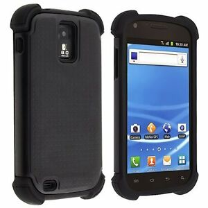 Hybrid-Armor-Hard-Silicone-Case-Cover-Samsung-Galaxy-S2-T989-Hercules-T-Mobile