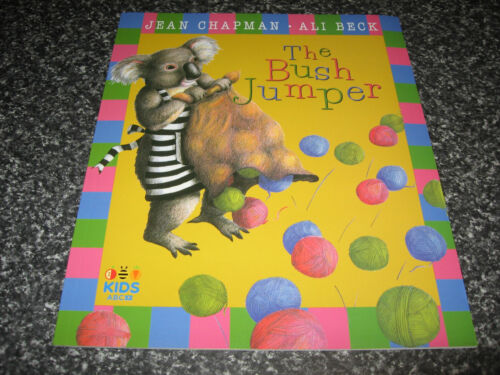 1 of 1 -  THE BUSH JUMPER BY JEAN CHAPMAN SOFTCOVER BRANDNEW