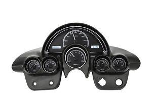 Dakota-Digital-58-62-Chevy-Corvette-Analog-Gauge-Kit-Black-White-VHX-58C-VET-K-W