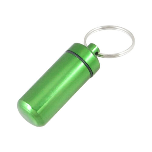Bison Tube Geocache Geocaching Waterproof Container with waterproof Log Sheet