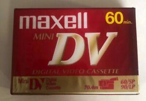 Mini DV DVM 60SE Mini DV 1 x 60min