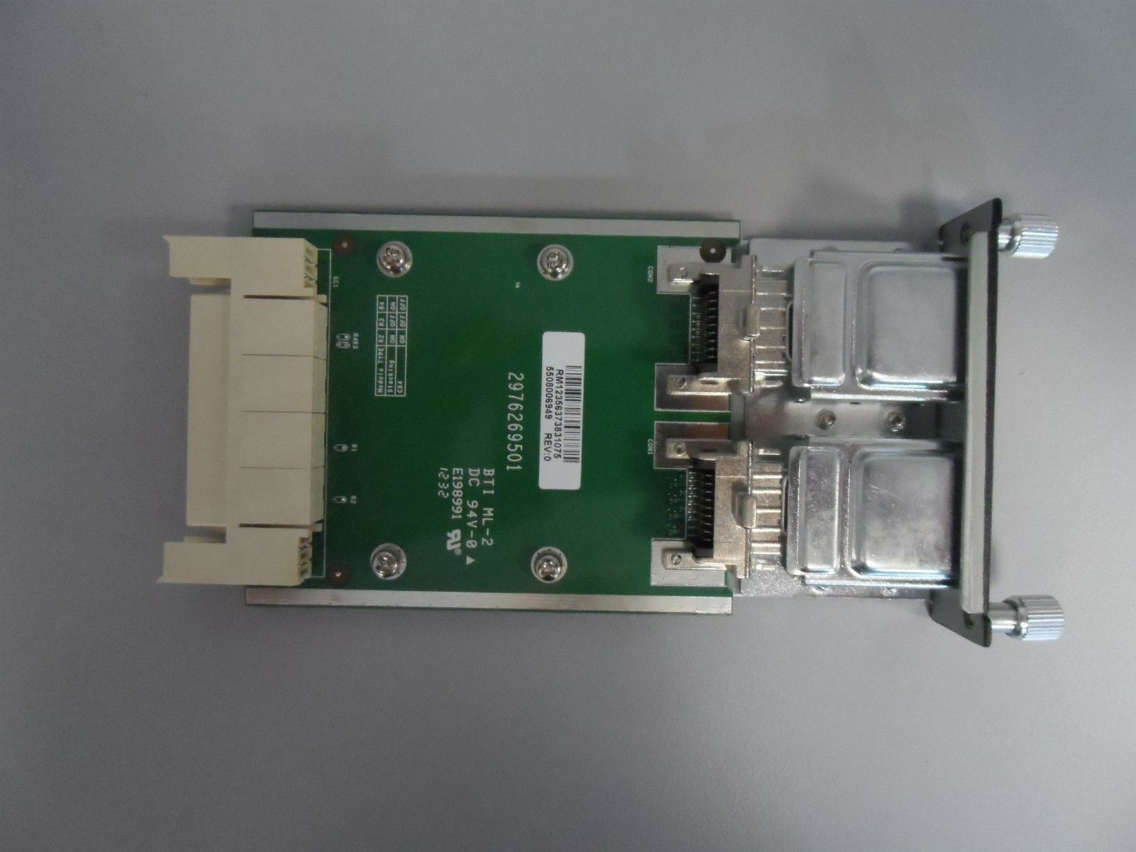 Dell PowerConnect YY741 ND292 10GbE Stacking Module 0YY741 6224 6248 6224P 6248P