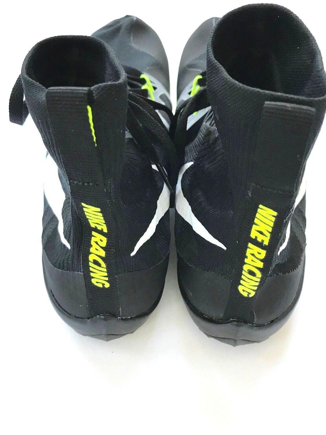 Nike mens zoom sieg sieg zoom xc 4 track spitzen schwarzen größe. a822d1