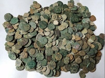 New Fashion Medium Quality Uncleaned Ancient Judaea Coins: Ancient Jewish Biblical Coins Per Coin Buying Elegant In Smell Greek (450 Bc-100 Ad)