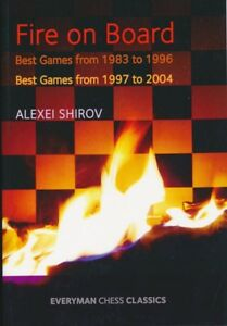 Fire-on-Board-I-amp-II-2-Book-Compilation-Chess-Book