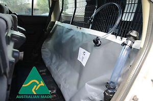 60Ltrs 4x4 and SUV Water Storage Bladder 1450mmX200mmX5<wbr/>00mm Hanging Type - DW60H