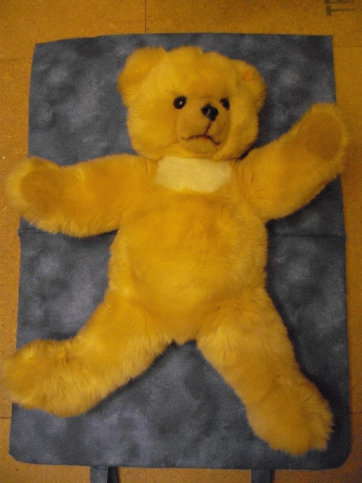 Alter Steiff Teddy (019401) ca. 55 cm