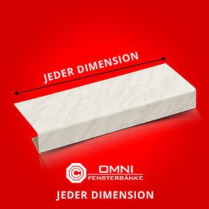 fensterbank verkleidung premium innen alle l ngen pvc farbe marmor tiefe 40 cm. Black Bedroom Furniture Sets. Home Design Ideas