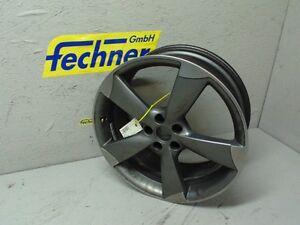 Alu-Felge-Audi-Q3-11-8U0601025K-8-5x20-ET42-alu-rim-Rotor-Felge-20-034-Zoll