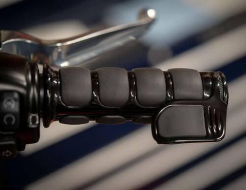 """1/"""" Motorcycle Handlebar Grips With Throttle Boss For Honda VTX 1300C VTX 1800C"""