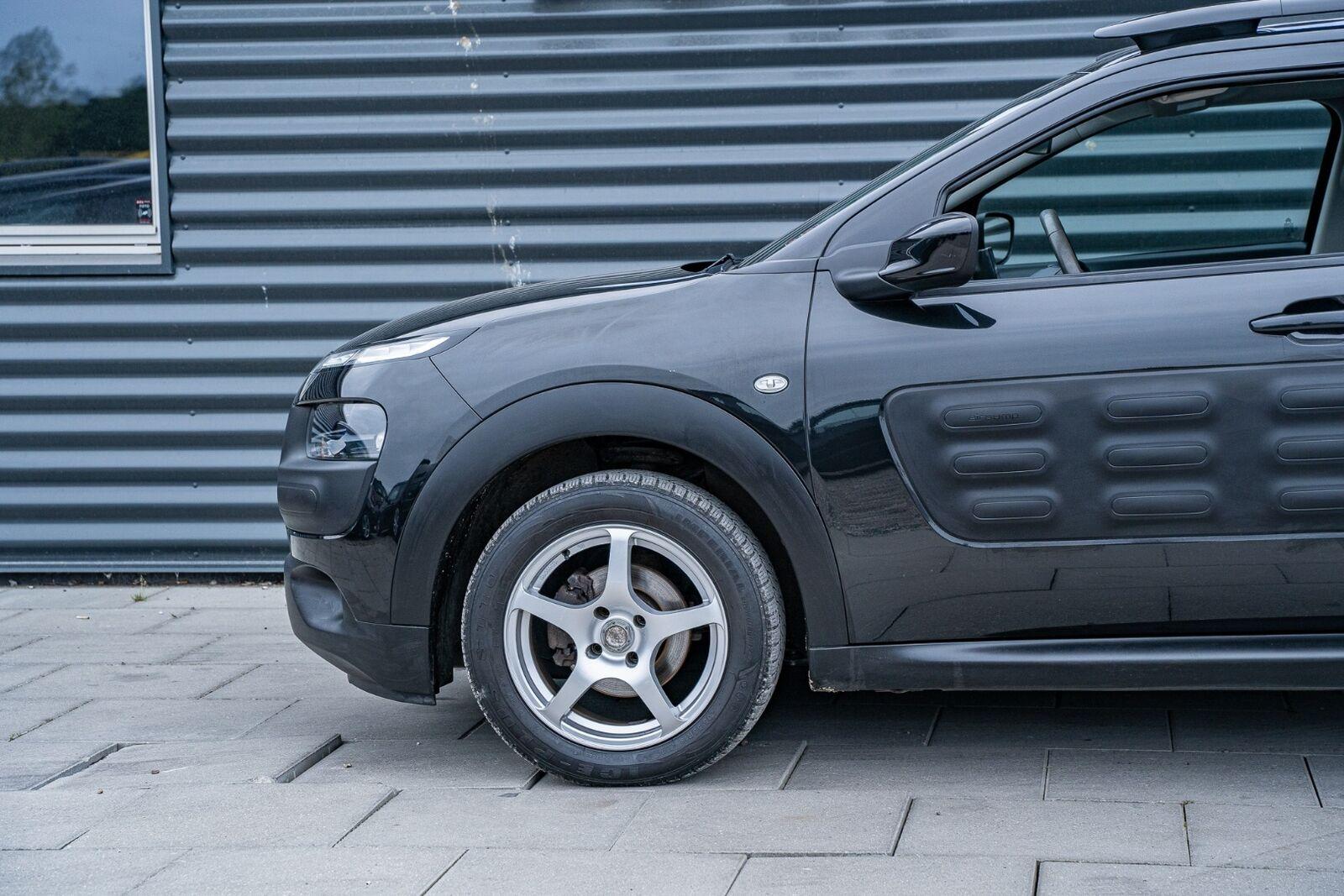 Citroën C4 Cactus 1,6 BlueHDi 100 Feel