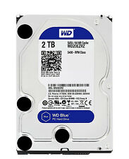 WD 2TB Desktop Internal Sata Hard Disk Drive 3.5""